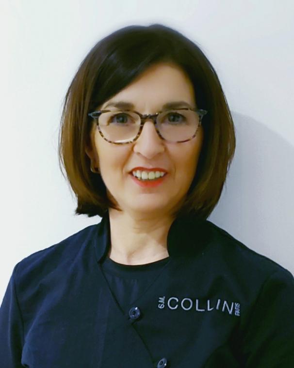 Claire Desrosier, esthéticienne propriétaire, technicienne Laser